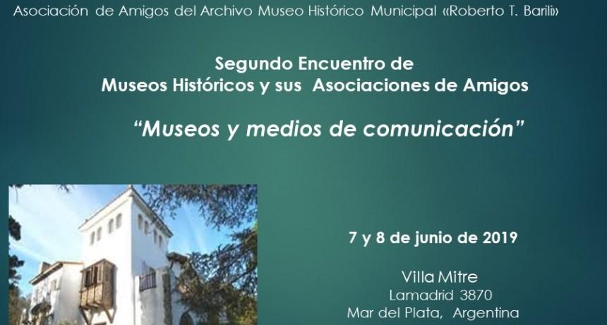 Segundo Encuentro de Museos Históricos Bonaerenses y Asociaciones de Amigos