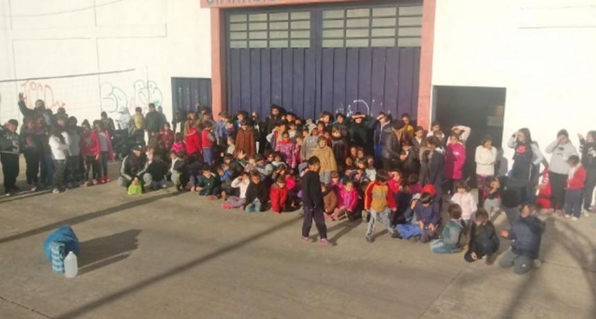 Centros de Día: segundo encuentro interdeportivo