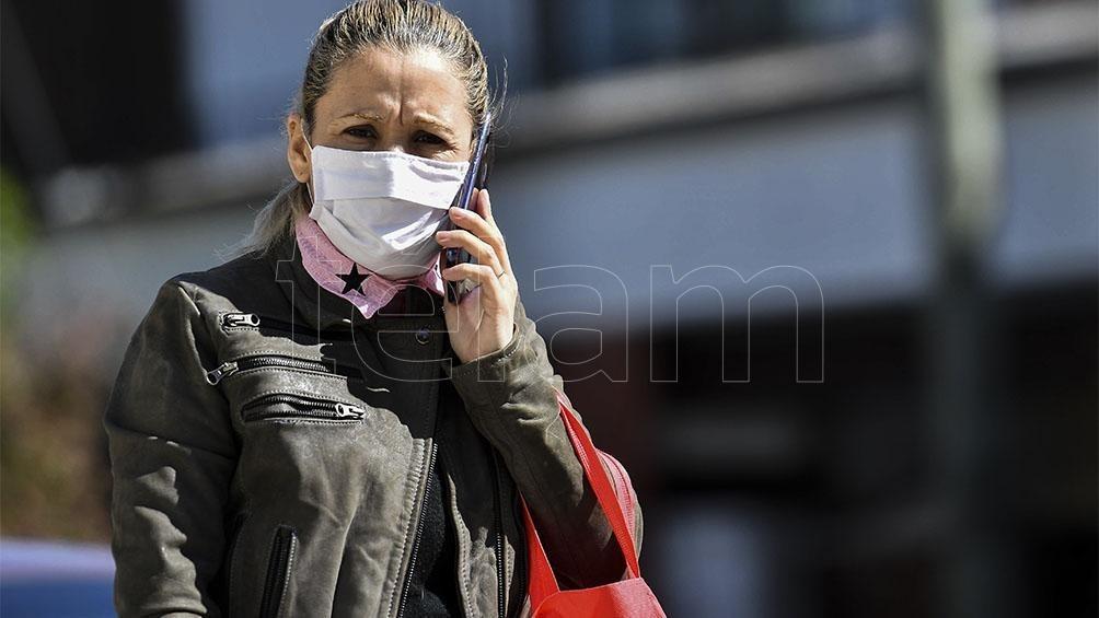 Desde el lunes será obligatorio el uso de tapabocas en los espacios públicos porteños