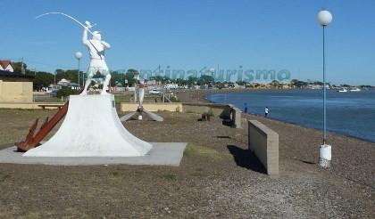 Se habilitó la pesca deportiva a residentes en Bahía San Blas y Pinamar