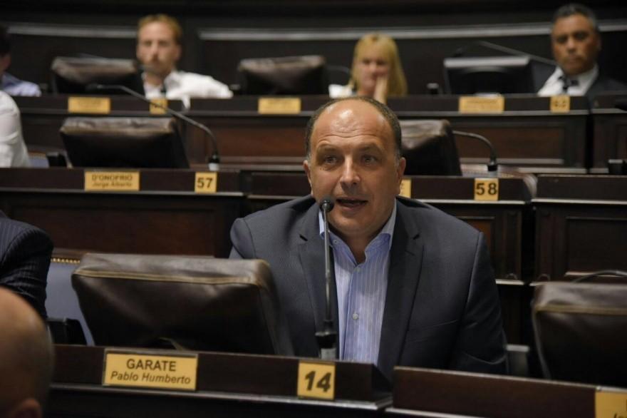 Garate: 'estamos defendiendo a las víctimas que no se pueden defender'