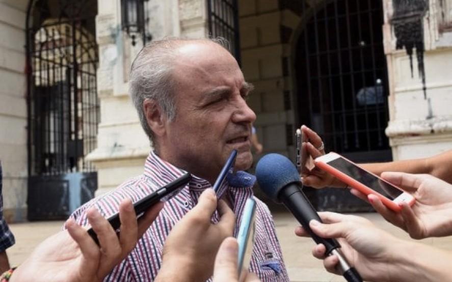 Miguel Díaz apuntó contra la CGT por acordar con la UIA una rebaja salarial a trabajadores suspendidos