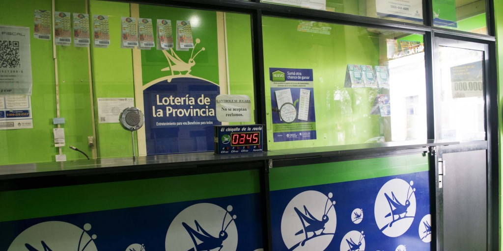 La Provincia posterga la apertura de agencias de lotería