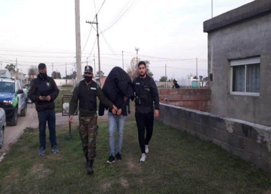 Un detenido acusado de balear a un hombre
