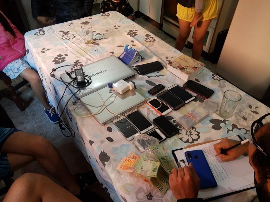 Secuestran más de un millón de pesos en una causa por 'Cuentos del Tío' con impacto en la región
