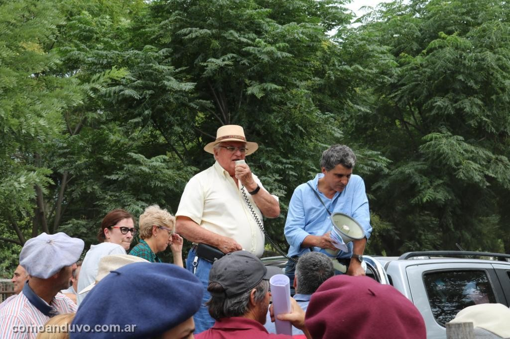 Adolfo Rodriguez Livio anunció remate físico y por internet para el próximo martes 26 de mayo en Tapalqué