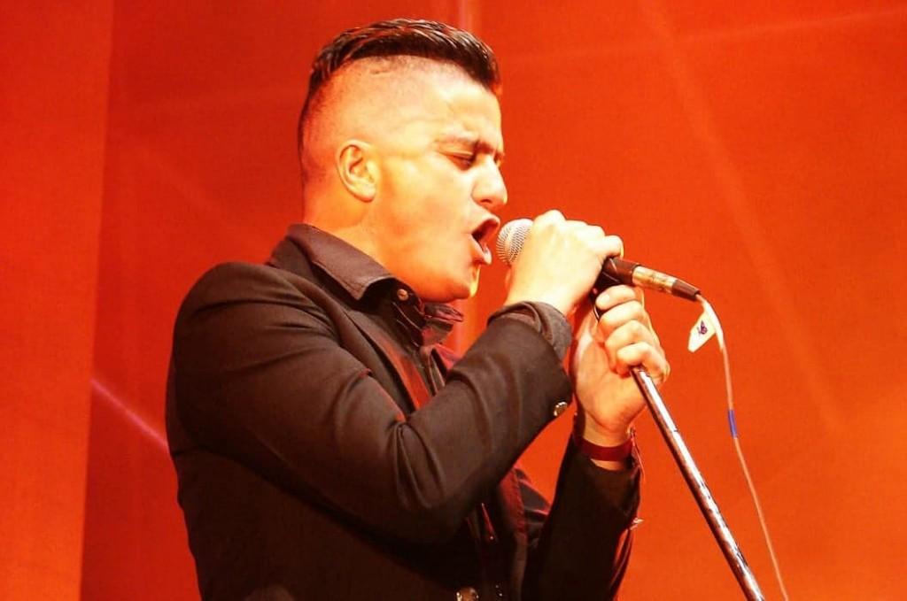 """Claudio González cantó en vivo """"Nada tengo de ti"""" para Lu 32"""