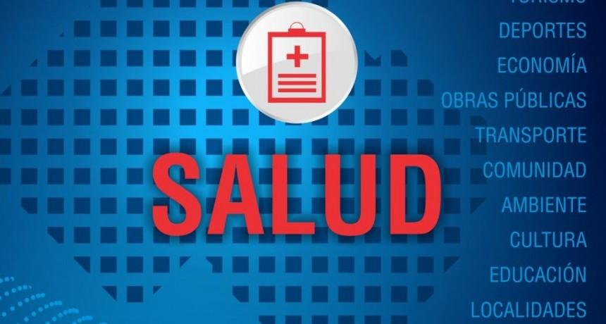 Emergencia Sanitaria: Informe al 1° de mayo