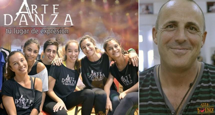 """Martin Soler: """"Todos los trabajadores de la danza están atravesando una situación muy difícil"""""""