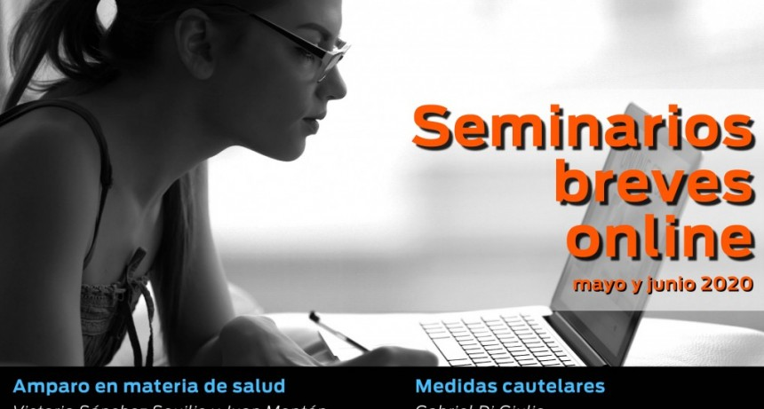Seminarios breves online