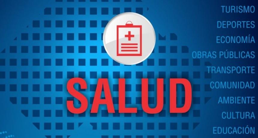 Emergencia Sanitaria: Informe al 8 de mayo