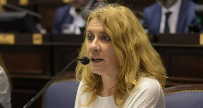 Lordén presentó proyecto de Ley sobre Procedimiento de Violencia de Género y Familiar