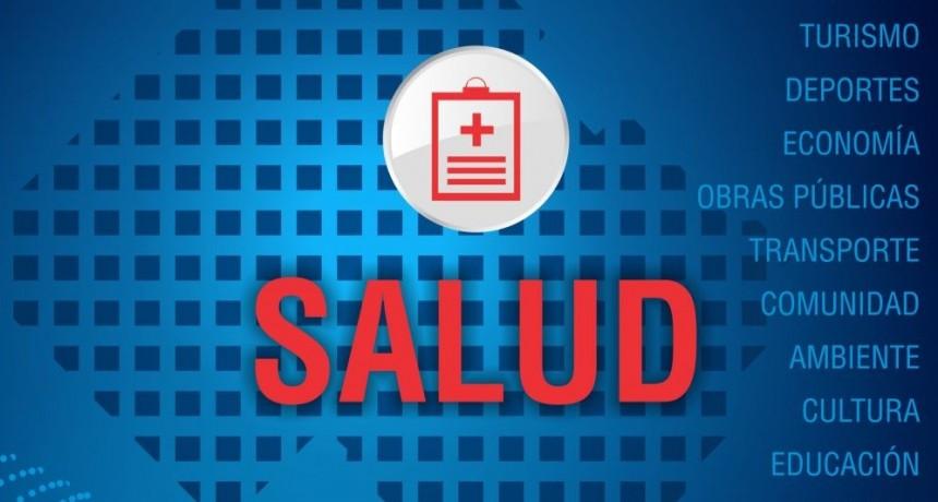 Emergencia Sanitaria: Informe al 12 de mayo