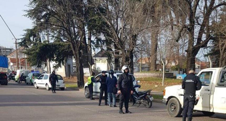 Informe de tránsito en Olavarría