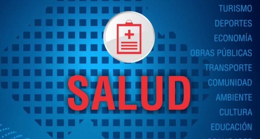 Emergencia Sanitaria: Informe al 13 de mayo