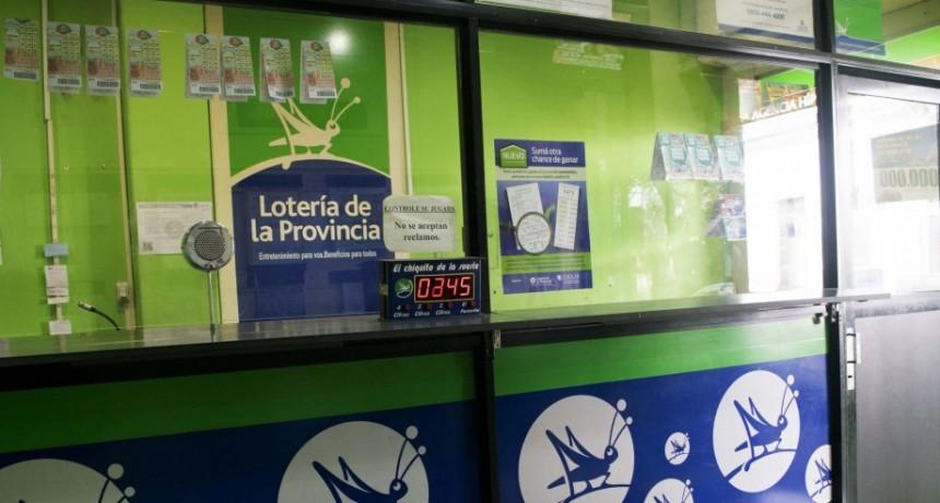 Reabrieron las Agencias de Lotería