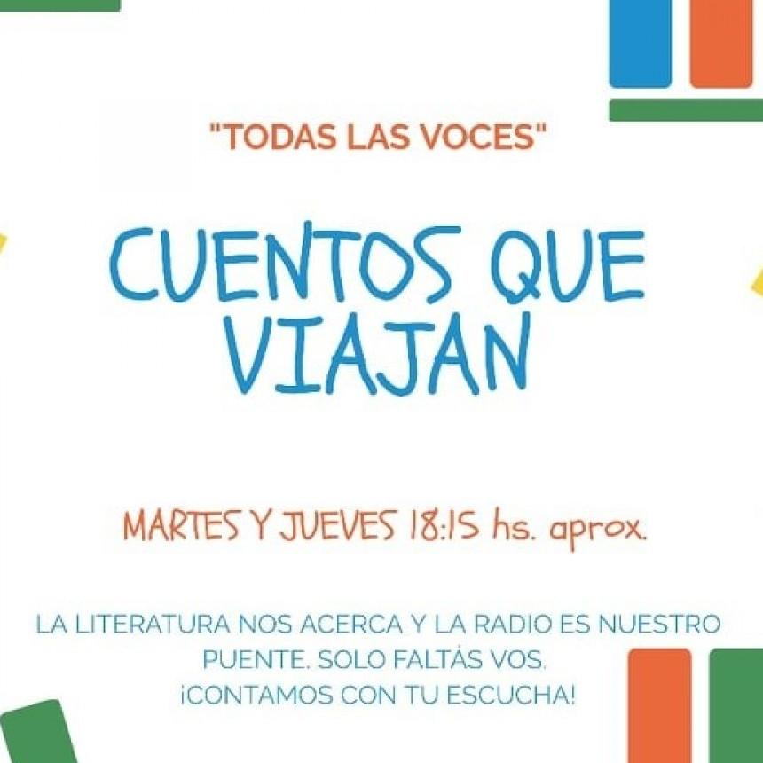 """En Cuentos que viajan: """"El zorro y el Tigre"""""""