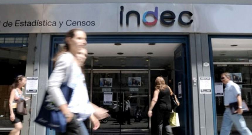 La inflación de abril fue de 1,5%, informó el Indec