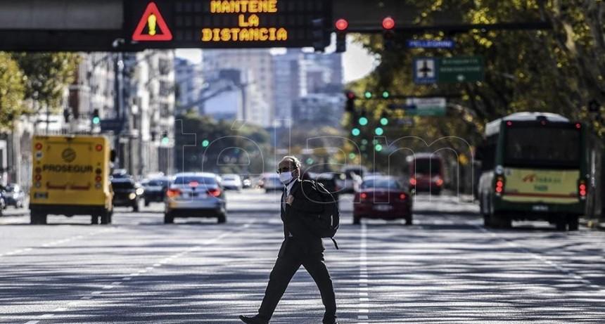 Los cuatro factores que analiza el gobierno porteño para ver cómo sigue el aislamiento