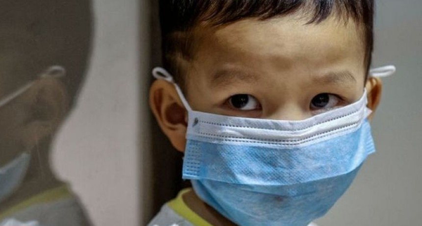 Reafirman que los chicos que se infectan son asíntomáticos