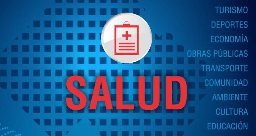 Emergencia Sanitaria: Informe al 21 de mayo
