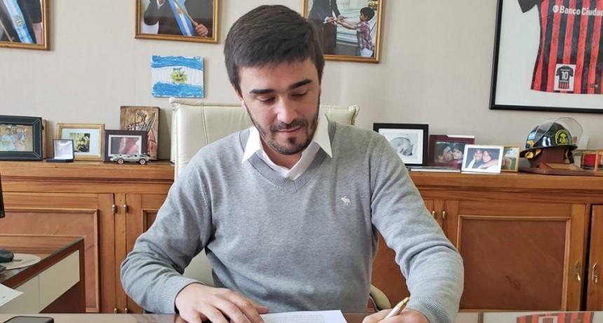 Ezequiel Galli e intendentes de la región solicitan al Gobernador retomar actividades