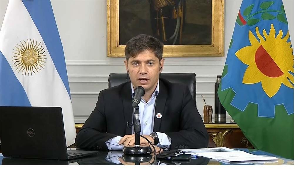 Kicillof, sobre el aumento en las tarifas de electricidad: 'Esa discusión está saldada'