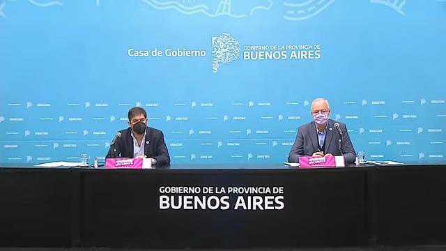 Multas y Vacunas: La Provincia repasó la situación epidemiológica