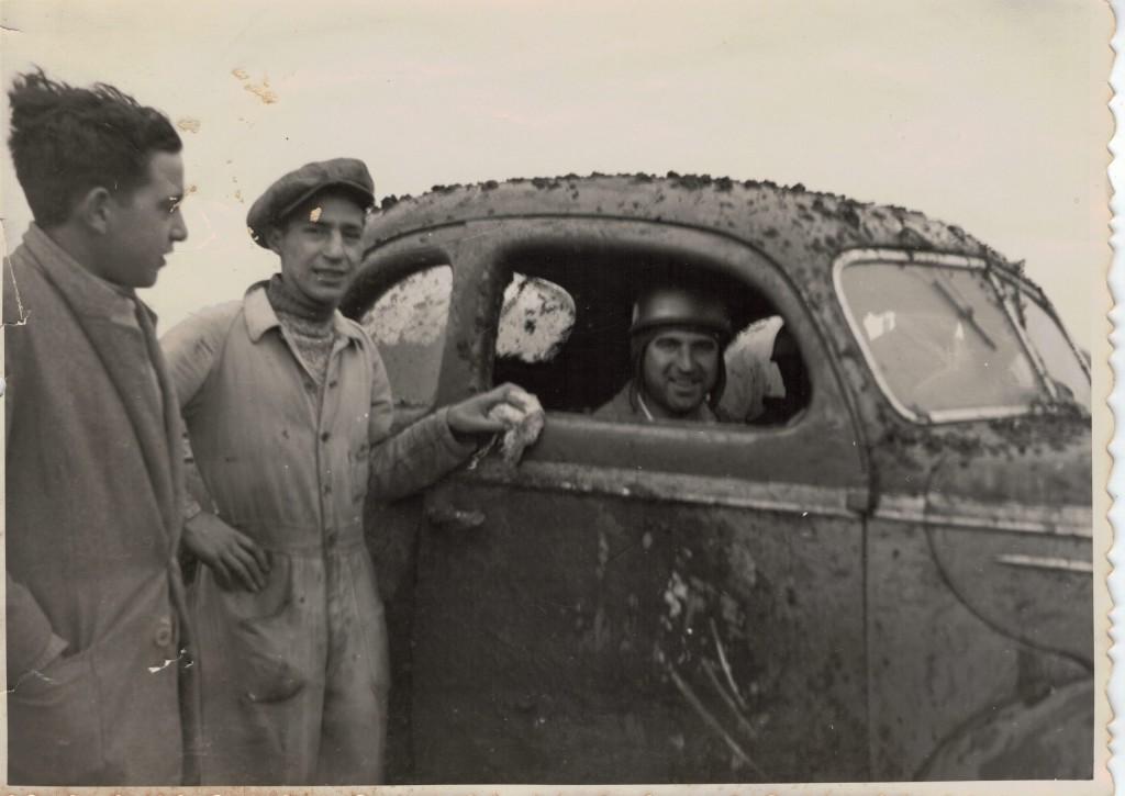Se cumplen 70 años de la carrera que coronó a Dante Emiliozzi como piloto de la Galera