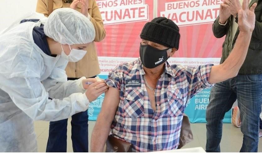 Continúa el plan provincial de vacunación contra el COVID