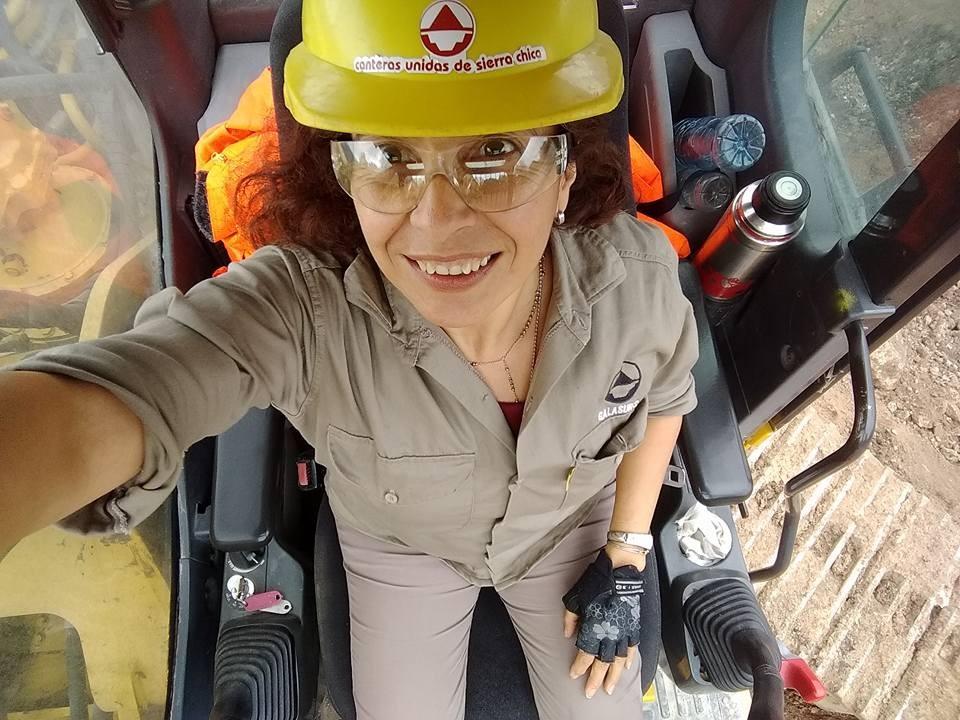 En el Día de la Minería, la experiencia de una mujer