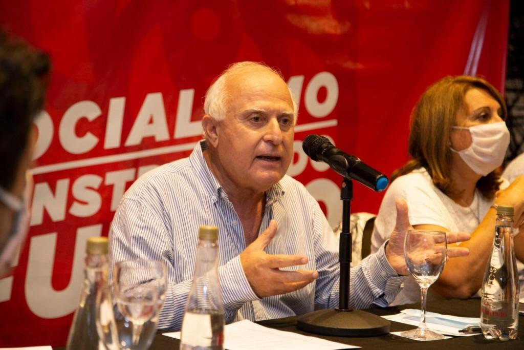 Santa Fe: Murió el ex gobernador Lifschitz