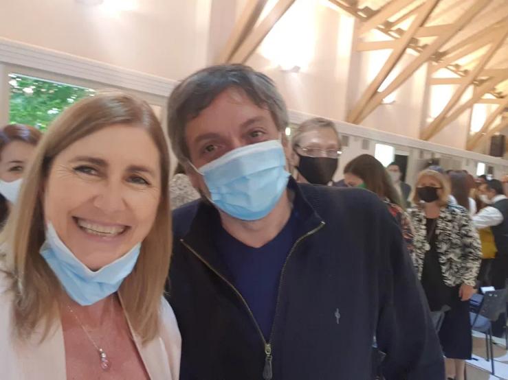 Tarifa de Gas: Máximo Kirchner apoya el proyecto de Liliana Schwindt