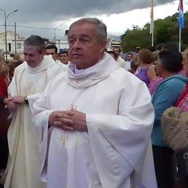 Consternación en Tapalqué por el fallecimiento del Cura Párroco Luís María Bove