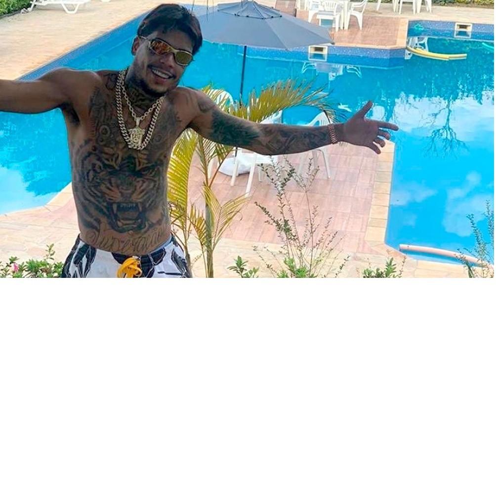 El músico MC Kevin murió al arrojarse a la pileta de un hotel desde un quinto piso