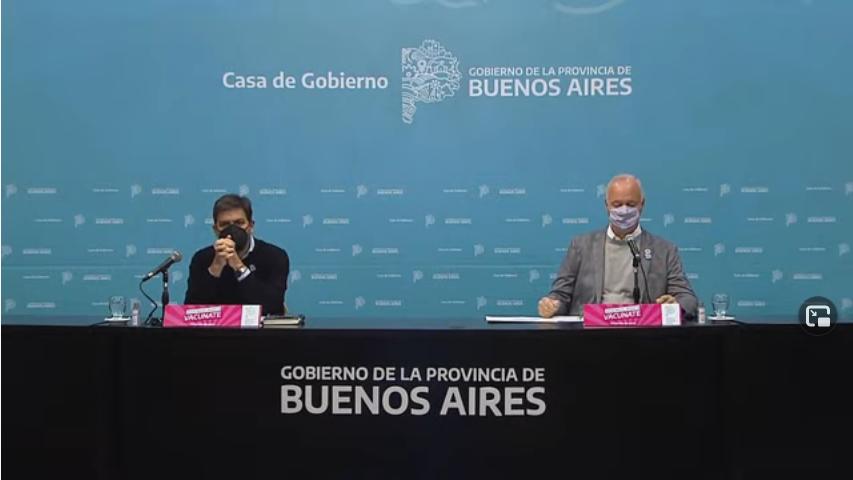 Provincia mantiene a Olavarría en Fase 3, pese al aumento de casos en el interior