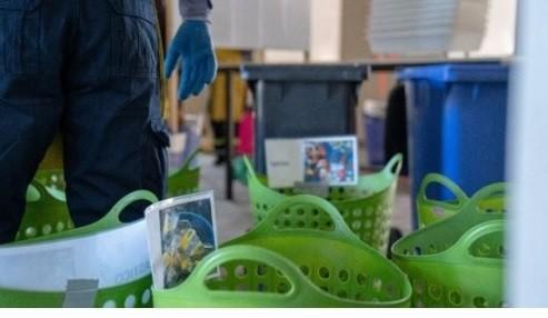 El 'detrás de escena'del reciclaje en GIRO