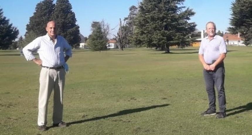 Cumple 80 años la primera cancha de golf de Estudiantes