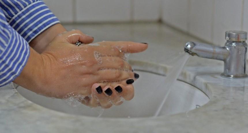 El Municipio realiza la campaña: Segundos salvan vidas: ¡lavate las manos!