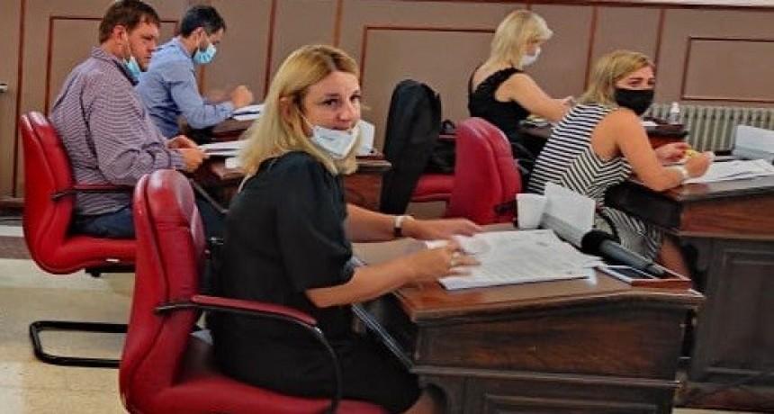 Rendición de Cuentas: Funcionarias en el Concejo Deliberante Virtual