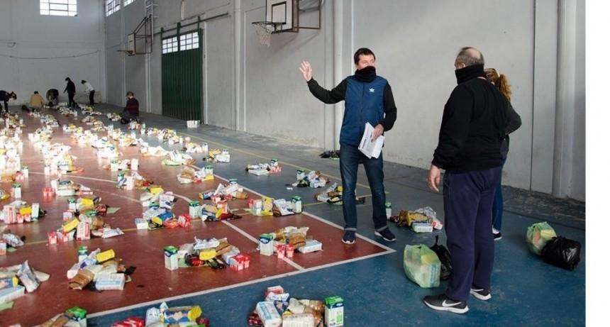 Servicio Alimentario Escolar: el gobierno provincial sumó 1409 módulos alimentarios más para Olavarría