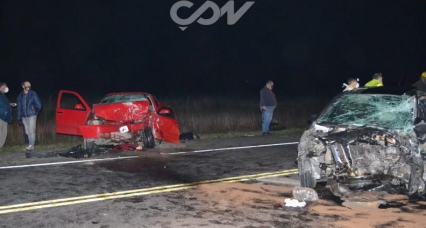 Falleció una mujer en un hecho de tránsito sobre Ruta 51