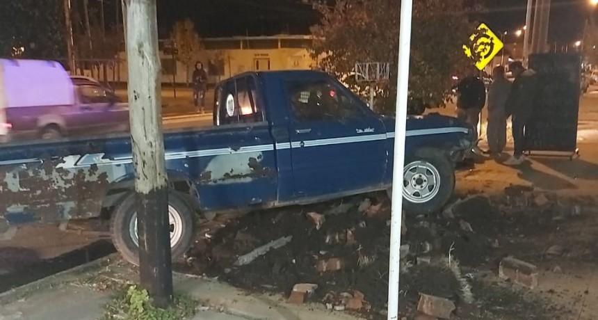 Imputaron por resistencia a la autoridad a un conductor que chocó