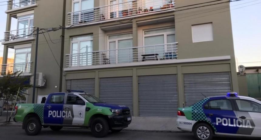 Robo en San Vicente