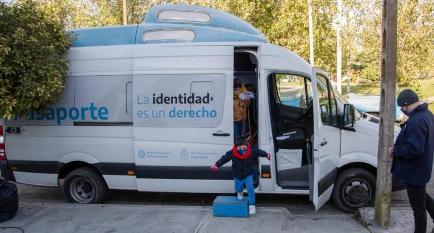 RENAPER: Más de 200 trámites concretados y este viernes siguen en Mariano Moreno