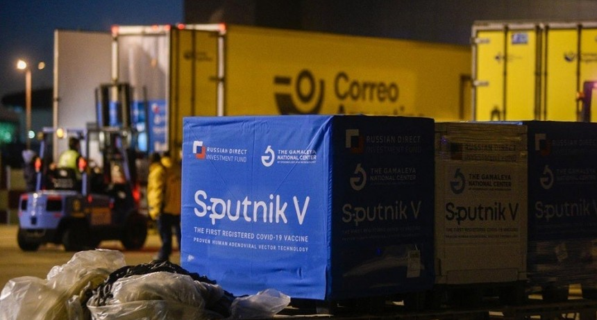 Distribuyen más vacunas y Argentina superará los 8.000.000 de personas con una dosis