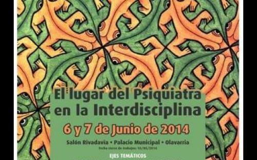 XVIII Jornadas de Psiquiatría en Olavarría