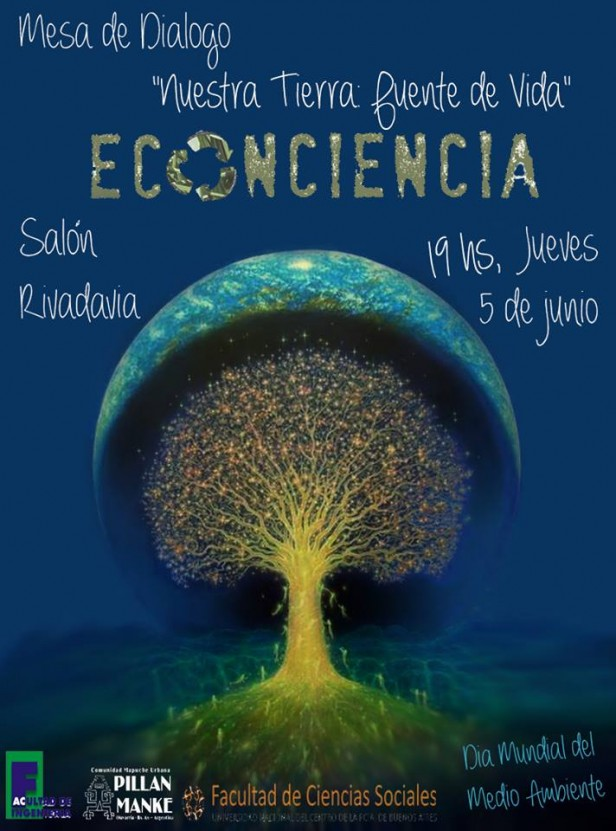 """Mesa de diálogo """"Nuestra Tierra: Fuente de Vida"""""""
