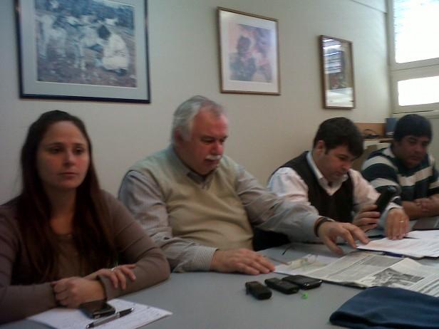 Concejales de UNEN criticaron fuertemente la situación de los Comedores Escolares