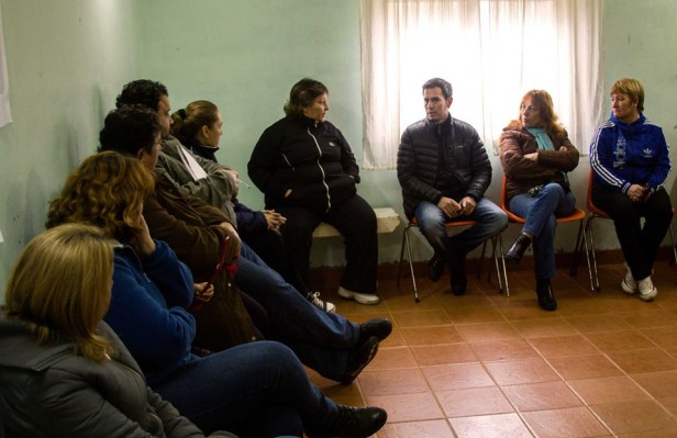 Barrio Químicos e Ituzaingó: se realizó importante reunión